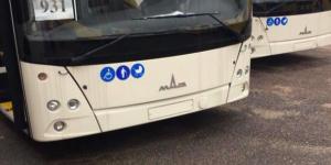 На новом маршруте общественного транспорта будут ездить 15 вместительных автобусов