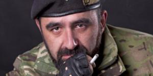 В честь грузинского полковника, похороненного под Запорожьем, назовут звезду