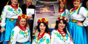 """Сельский коллектив из Запорожской области попал в шоу """"Х-фактор"""""""