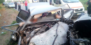 На Херсонщине семья погибла в ДТП с сотрудником полиции