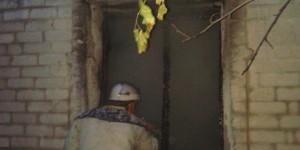 Под Запорожьем заживо сгорели отец с сыном