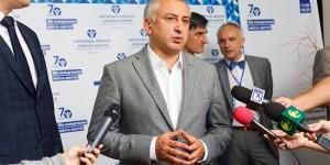 Международный симпозиум, посвященный 70-летию Запорожской облбольницы, объединил на базе ЗОКБ ведущих специалистов со всей Украины