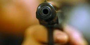 В Запорожье водитель открыл стрельбу по маршрутке