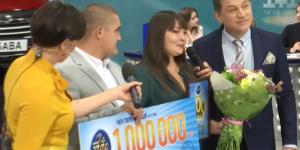 """Социальная работница из Запорожья стала юбилейным миллионером """"Лото-забавы"""""""