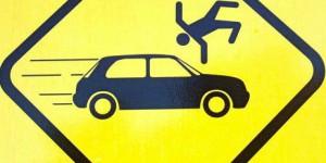 На автомобиле запорожского прокурора насмерть сбили пешехода