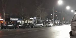 В Запорожской области столкнулись сразу 5 авто – есть пострадавшие (Видео)