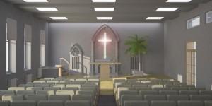 Запорожским баптистам собираются выделить землю в центре города под строительство церкви