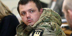 В Запорожскую область едет Семен Семенченко