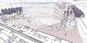 В Запорожье построят современный торгово-развлекательный центр с 300 магазинами (Фото)