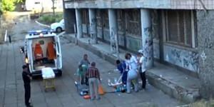 В Запорожской области подросток сорвался с 8 этажа гостиницы