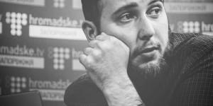 В Запорожье трое в масках напали на журналиста