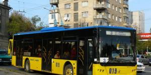Новый троллейбус соединит Космос с Шевченковским
