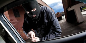 В Запорожье из авто украли полмиллиона