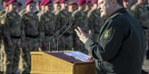 Президент посмертно наградил запорожских бойцов