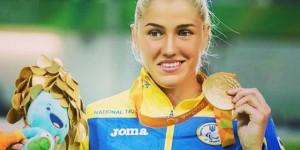 Запорожская паралимпийка завоевала золото на кубке мира
