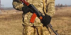В зоне АТО погиб запорожский боец, прослуживший три недели