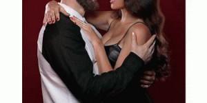 Запорожский танцор снялся с женой в фотосессии для мужского журнала