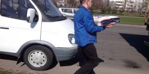 Запорожцы отправили на Харьковщину, где взорвался склад с боеприпасами, гумконвой