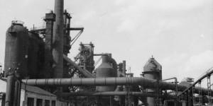 Опубликованы фото запорожского завода времен немецкой оккупации
