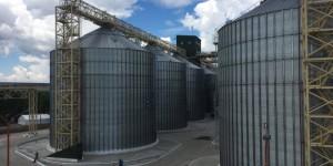 Под Запорожьем построят крупнейший в области зерновой терминал