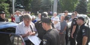 В отношении пенсионера завели уголовное дело за запрещенную символику
