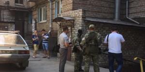 В квартиру к депутату Запорожского облсовета ворвались люди в масках