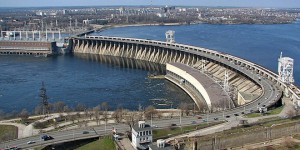 В Запорожье соберут и запустят макет плотины ДнепроГЭС