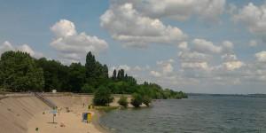Запорожец утонул, купаясь вместе с дочерью