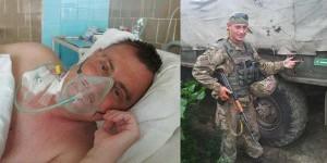 """""""Убил почки на войне"""" – ветерану АТО требуется помощь"""
