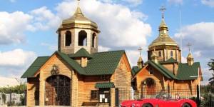 В Запорожской области создают реплики легендарных спортивных британских авто (Фото)