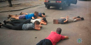 В Запорожье злоумышленники вшестером избили и ограбили жертву