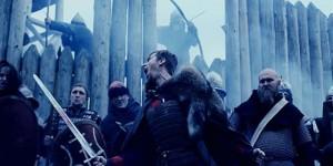 Хортица стала локацией для съемок исторического фильма (Видео)
