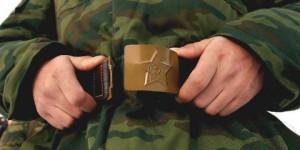 Запорожского военного задержали, подозревая в убийстве сослуживца