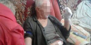 Запорожский пенсионер устроил у себя в квартире взрыв
