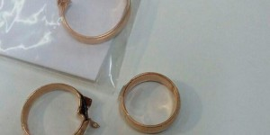 Мошенники из соседней области сдавали в Запорожье поддельные золотые изделия (Фото)