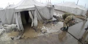 """""""Ад на земле"""": запорожская военная показала, в каких условиях выживает на полигоне (Фото)"""