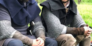 Запорожец исполняет главную роль в историческом кино: съемки проходят на Хортице