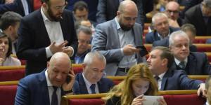 Мораторий на землю и бюджет: как голосовали запорожские нардепы