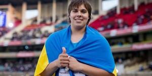 Юный запорожец установил мировой рекорд по метанию молота