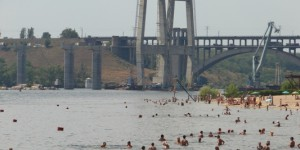 В Запорожье выделили более 7 миллионов на реконструкцию Центрального пляжа