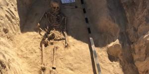 """""""Любила дорогой парфюм"""": запорожские археологи обнаружили захоронение амазонки (Фото)"""