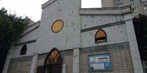 10 лет справляли службы в квартире: на Бабурке открыли католический храм (Фото)