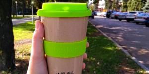 """""""В мою чашку, пожалуйста"""": как в Запорожье присоединяются к эко-акции и где получить скидку"""