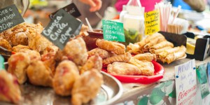 Всё своё носи с собой: на фестивале еды в Запорожье реализуют эко-инициативу