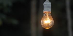 Большая часть Энергодара осталась без света