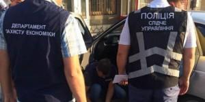 В Запорожской области на крупной взятке задержали заммэра