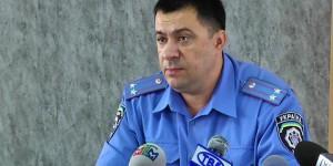 Начальник управления транспорта получил удостоверение участника АТО