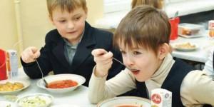 В объединенной громаде под Запорожьем школьников решили кормить бесплатно