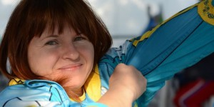 Энергодараская спортсменка стала чемпионкой мира по пауэрлифтингу, взяв вес в 121 килограмм