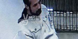 Опубликовано фото мужчины, ограбившего кредитный центр с гранатой